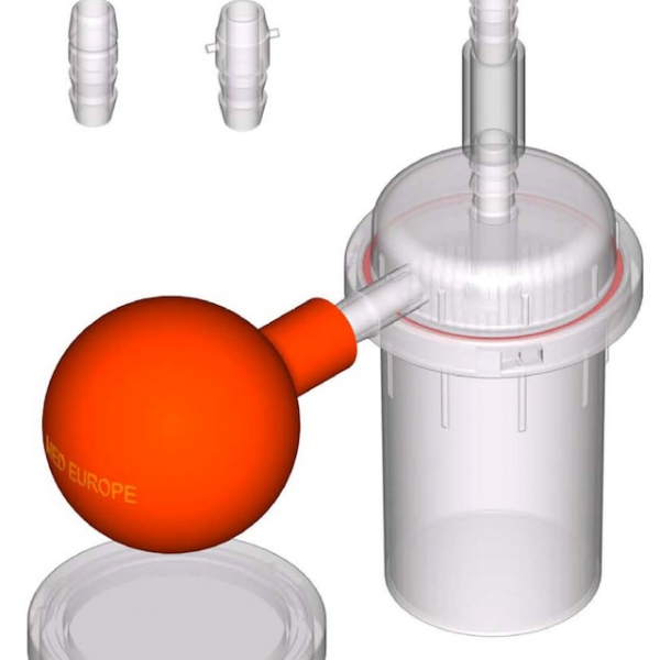 Resection CleanVac disposable bladder evacuator